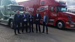 Truckparking Vossenberg